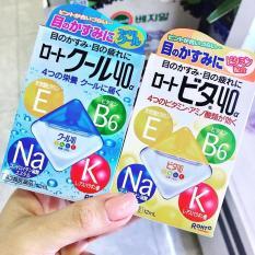 nhỏ mắt Rohto Vitamin Cool 40