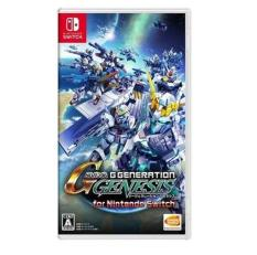 Thẻ game SD GUNDAM G GENERATION GENESIS – Nintendo Switch