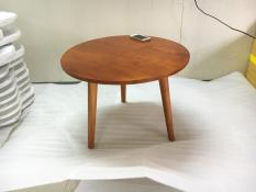 BCF – Round coffee table made by New Zealand pine wood