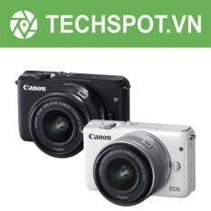 Canon EOS M10 kit EF-M 15-45mm F 3.5-6.3 IS STM (Đen) (Lê Bảo Minh ) ( Trừ Khuyến Mại )