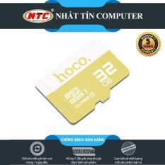 Thẻ nhớ microSDHC Hoco 32GB Class 10 90MB/s – Bảo hành 5 năm (Vàng) Hãng Phân Phối Chính Thức – Nhất Tín Computer