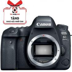 Canon 6D Mark II (Body) – Hàng Canon Lê Bảo Minh – Tặng Túi Canon, Thẻ 16G