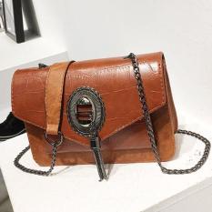 Túi xách nữ cao cấp khóa họa tiết đẹp BL0401