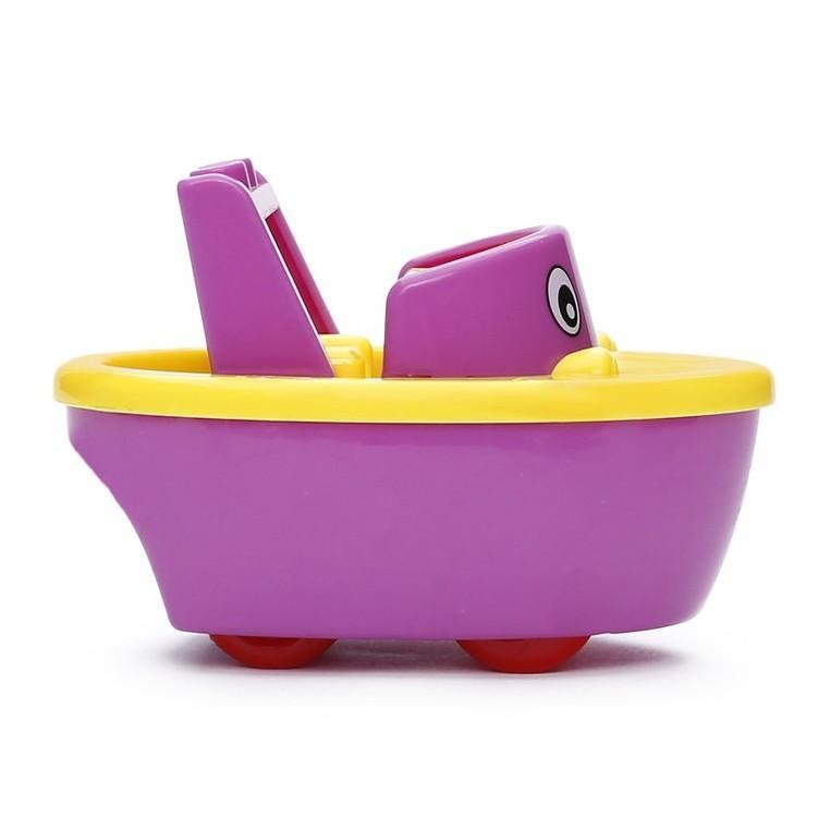 Thuyền chạy đà Le Dong