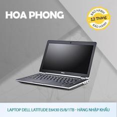 Laptop Dell Latitude E6430 Core i5 3210/RAM4G / Ổ HDD 250G/VGA HD /Màn 14 inch- Hàng nhập khẩu