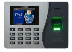 Máy chấm công vân tay và thẻ cảm ứng Ronald Jack W200-C