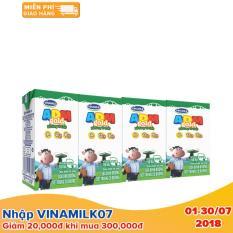 Thùng 48 Hộp sữa tiệt trùng Vinamilk ADM Gold có đường 110ml