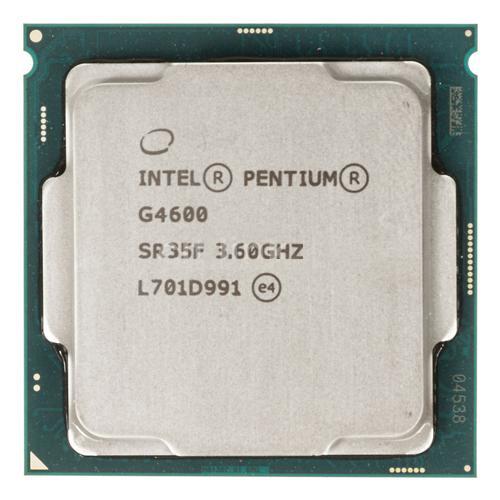 Intel® Pentium® Processor G4600 3M Cache, 3.60 GHz Đang Bán Tại Xanh Đỏ PC