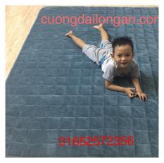 Thảm lông đa năng trãi sàn, giường ngủ 1.4*2m