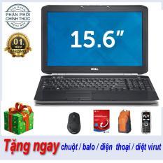 Laptop Dell Giá Bình Dân E5520 ram 4G SSD128G (Hàng Nhập Khẩu)