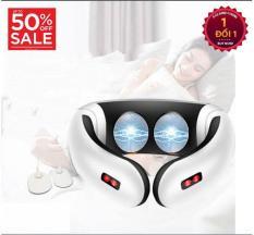 Massage Nhật Bản , Massage Toàn Thân Cho Phụ Nữ , Máy Massage Vai Gáy Chữ C , Tích Hợp 2 Trong 1, Rung Từ Trường & Hiệu Ứng Xung Điện, Xua Tan Vùng Đau Nhức Hiệu Quả, Bảo Hành 1 Đổi 1.