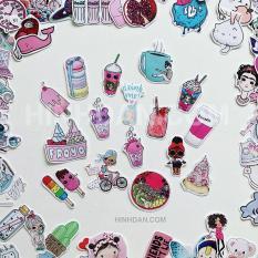 Bộ Sticker Chủ Đề Cute Dễ Thương (2019) Hình Dán Decal Chất Lượng Cao Chống Nước Trang Trí Va Li Du Lịch, Xe Đạp, Xe Máy, Laptop, Nón Bảo Hiểm, Máy Tính Học Sinh, Tủ Quần Áo, Nắp Lưng Điện Thoại