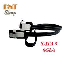 Cáp   Cable SATA 3 (6Gb/s) – Hàng Zin theo Main Giga/Asus dùng cho Máy Bàn/Server
