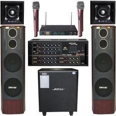 Bộ dàn âm thanh gia đình PA – 1200 VIP