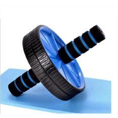 Máy tập cơ bụng AB Wheel (Xanh)