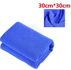 Bộ 10 khăn lau tay, lau chén nhà bếp 30x30cm (Màu ngẫu nhiên)