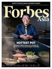 Tạp chí Forbes Asia – October 2018