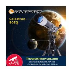 Kính thiên văn Celestron Deluxe 80f900EQ