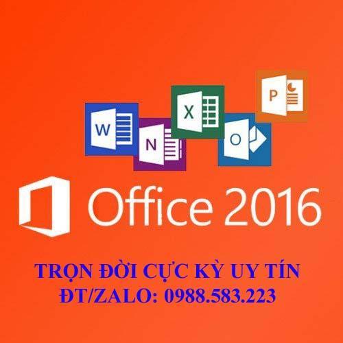 Bảng Giá Office 2016 Pro Plus Tại May tinh dien thoai