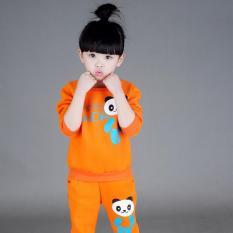 Bộ quần áo thu đông dễ thương cho bé gái, bé trai từ 1-7 tuổi.
