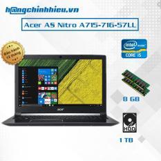 Laptop Acer AS Nitro A715-71G-57LL i5-7300HQ, 15.6″, Win 10 – Hãng phân phối chính thức