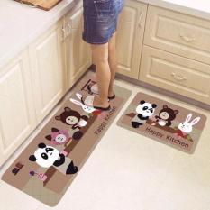 Combo 02 thảm trải sàn nhà bếp ( 120×40 cm và 60×40 cm), Thảm bếp- thảm trải sàn nhà bếp