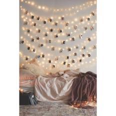 Đèn led vàng dây 5 mét trang trí phòng