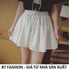 Quần Sọt Đùi Nữ Giả Váy Thời Trang Hàn Quốc Mới – BT Fashion (VA02-VOAN)