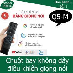 Chuột bay điều khiển giọng nói Q5-M – dùng cho android box, tivi thông minh android