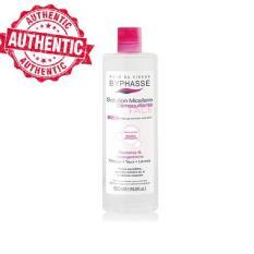 Nước tẩy trang Byphasse Micellar Make-up Remover Solution 500ml – hàng chính hãng có tem chống giả