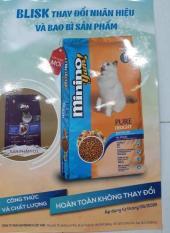 Thức ăn viên cao cấp cho mèo, minino YUM dùng cho mèo mọi lứa tuổi -gói 1,5kg