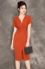 Đầm ôm body dự tiệc đẹp quyến rũ Misa Fashion MS305/ Có 3 màu (Có size lớn)
