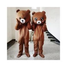 Quần áo hoá trang Mascot Gấu Brown – Đồ chơi nhân vật, nhập vai