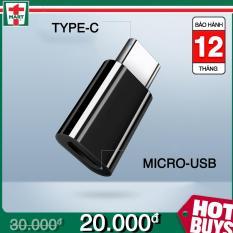 Đầu chuyển đổi Micro USB sang Type-C