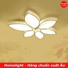 Đèn ốp trần Homelight – Đèn ốp trần OPLADY08 (3 màu – Dimmer)