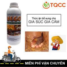 Thức ăn bổ sung acid amin cho gia súc gia cầm mới lớn chai 1000ml