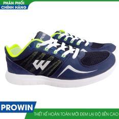 Giày Running Prowin XM (Xanh navy)