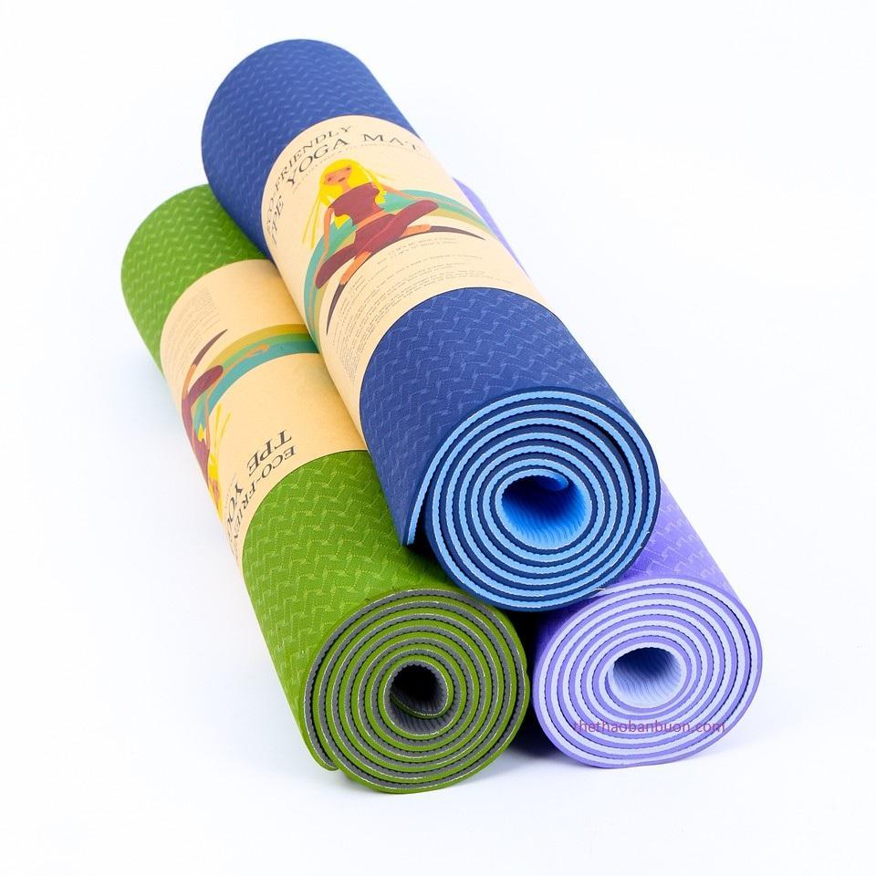 Thảm tập Gym & Yoga PVC