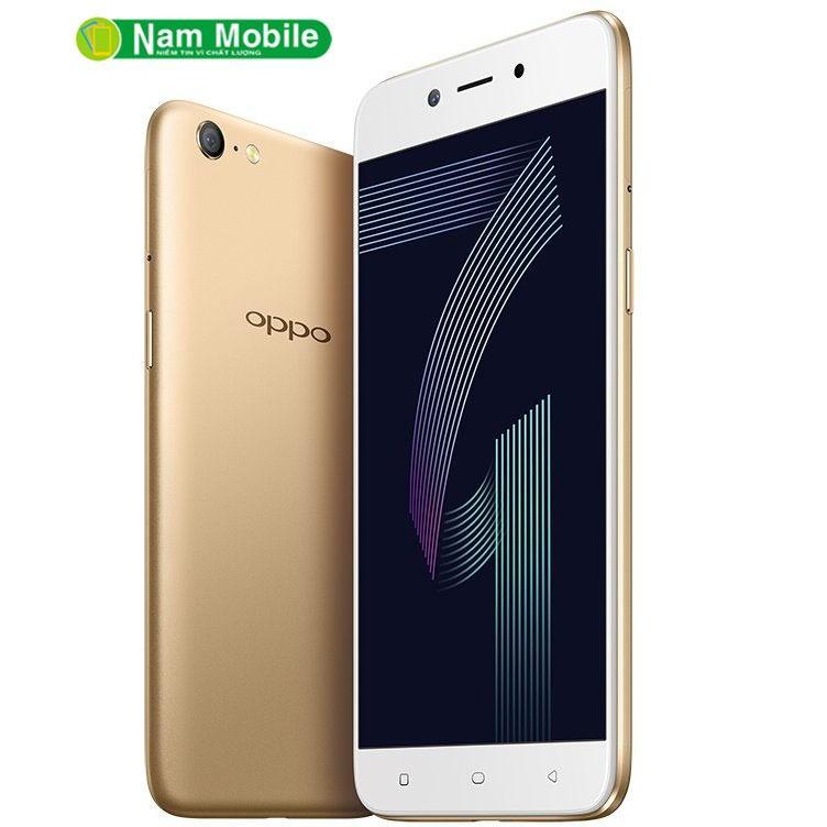 Nên mua Điện thoại OPPO A71k (không tai nghe) – Hãng Phân Phối Chính Thức ở NamMobile