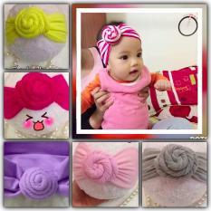 Turban ốc cho bé