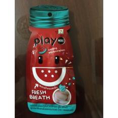 Combo 5 gói kẹo Play Thái Lan vị dưa hấu bạc hà 12g