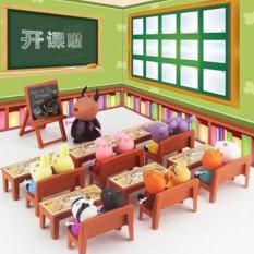 Bộ đồ chơi lớp học gia đình PeppaPig