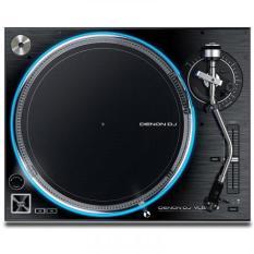 Museinc, ban dj, Denon DJ VL12 Prime Professionial Direct Drive DJ Turntable With True Quarzt Lock