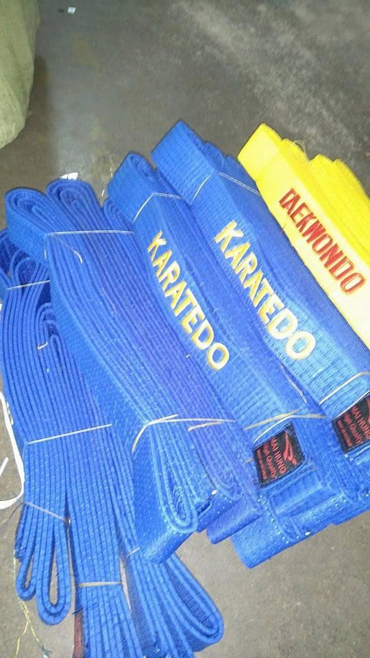 Đai Màu Taekwondo-Aikido-Karatedo-Judo-Vovinam
