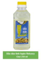 Dầu dừa tinh luyện Vietcoco 250ml