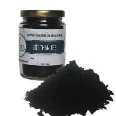 Bột than tre hoạt tính làm trắng răng 100gr