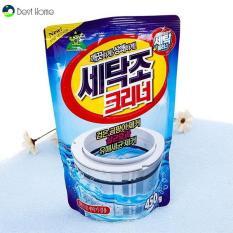 Gói bột tẩy vệ sinh lồng máy giặt 450g Best Home