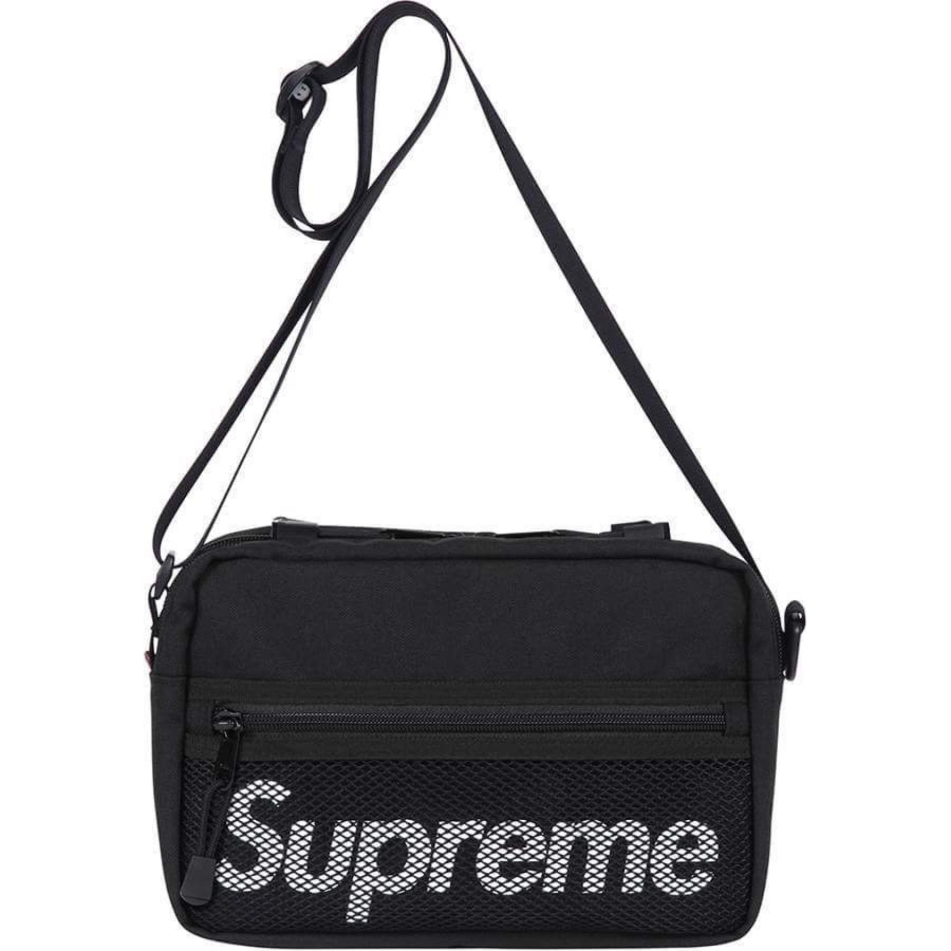 Túi đeo chéo Sp Mới (Đen) SUPM12