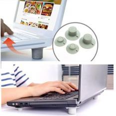 Combo 4 chân đế tản nhiệt laptop