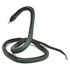 Đồ chơi con rắn nhựa (Nhiều màu)